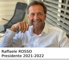 Raffaele Rosso, Presidente 2021-2022